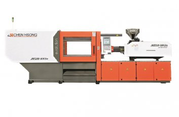 Evolution series injection moulding machine