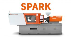 SPARK all-electric moulding machine