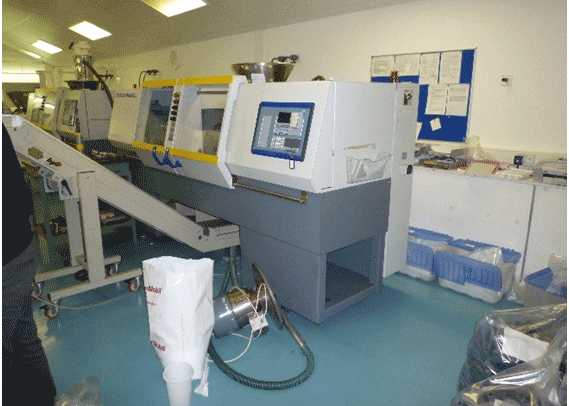 Injection Moulding Machine Servicing