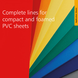 pvc sheet extrusion brochure