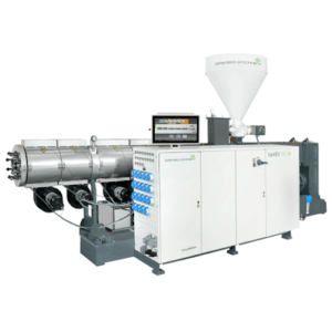 battenfeld-cincinnati twin screw extruder
