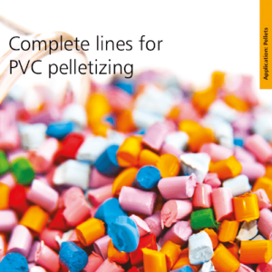PVC pelletizing brochure
